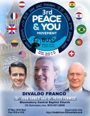 3rd PEACE & YOU   DIVALDO FRANCO