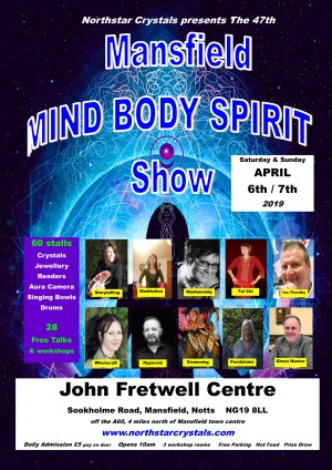 Mansfield Mind, Body, Spirit Show