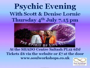 Psychic Evening