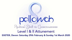 Pellowah Level l & ll Attunement - 2 Day Workshop