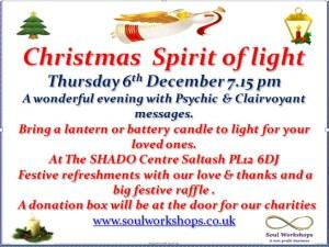 Christmas Spirit of Light