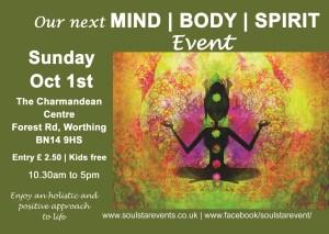 Mind Body Spiit Event