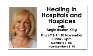 Healing in Hospitals and Hospices