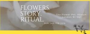 Flowers. Story. Ritual