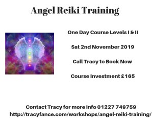Angel Reiki Levels I & II