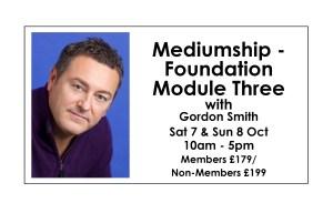 Mediumship - Foundation Module Three