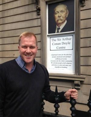 Tony Stockwell - Demonstration of Mediumship - Arthur Conan Doyle Centre