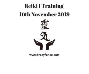Usui Reiki Level I Workshop