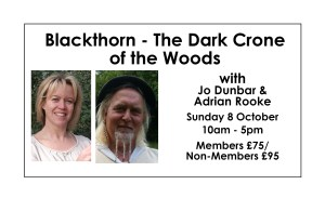 Blackthorn - The Dark Crone of the Woods