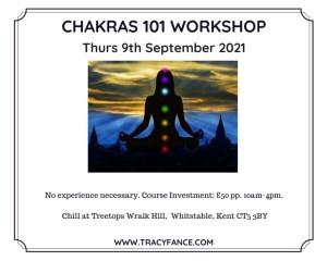 Chakra 101 Workshop