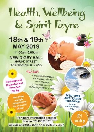 Healing Spiritual Weekend Fayr