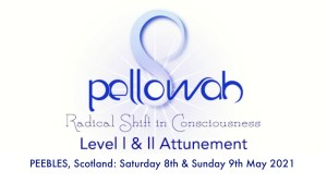 Pellowah Level l & ll Attunement - 2 Day Workshop