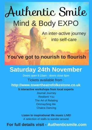 Authentic Smile Mind & Body EXPO