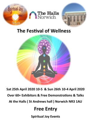 Festival of wellness - 25/26 April 2020