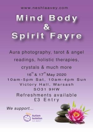 Mind Body & Spirit Fayre