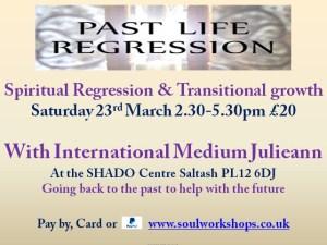 Spiritual Regression & Transactional Growth