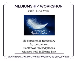 Psychic Development: Beginners Mediumship