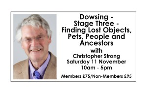 Dowsing - Stage Three - Finding Lost Objects, Pets, People and Ancestors
