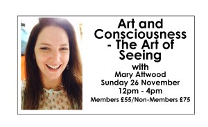 Art and Consciousness - The Art of Seeing