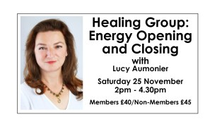 Healing Group: Energy Opening and Closing