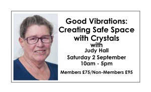 Good Vibrations: Creating Safe Space with Crystals