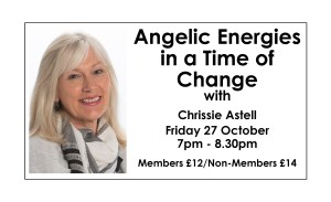 Angelic Energies in a Time of Change