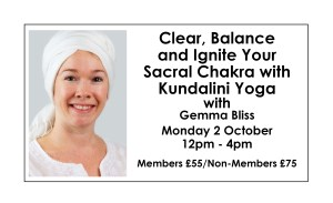 Clear, Balance and Ignite Your Sacral Chakra with Kundalini Yoga