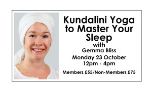 Kundalini Yoga to Master Your Sleep