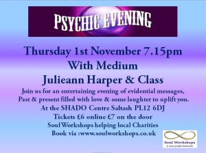 Clairvoyance Night
