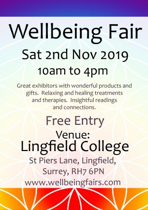 Wellbeing Fair
