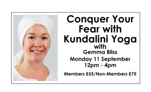 Conquer Your Fear with Kundalini Yoga