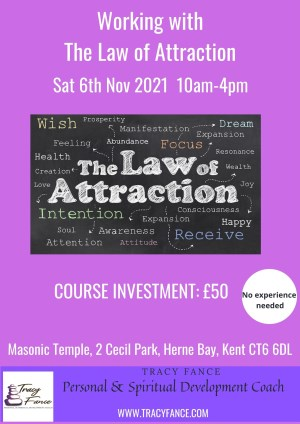 Working With The Law of Attraction