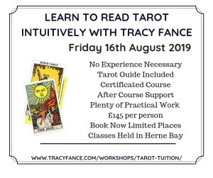 Learn to Read the Tarot Intuitively with Tracy Fance