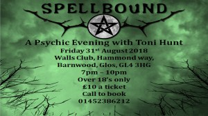 Psychic Evening with Toni Hunt