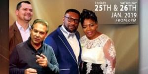 Revival Prayer Conference