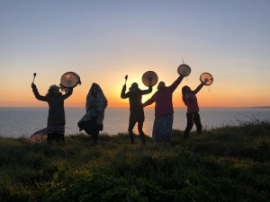 Sisters of the Drum - New Moon Drum Circle
