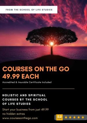 Holistic courses on the go.