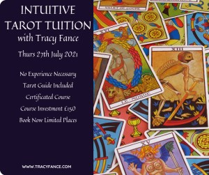 Intuitive Tarot Tuition