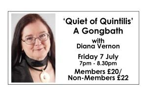 'Quiet of Quintilis' - A Gongbath