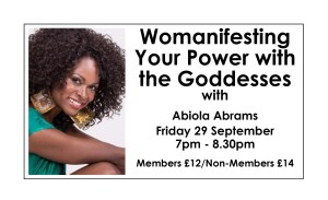 Womanifesting Your Power with the Goddesses