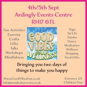 Good Vibes Festival of Wellness