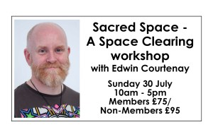 Sacred Space - A Space Clearing Workshop