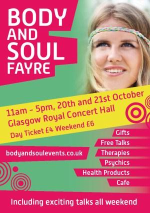 Body & Soul Fayre
