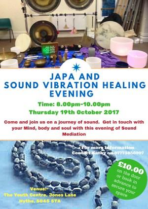 Sound Healing Evening