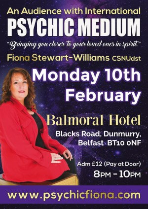 Psychic Night in Belfast