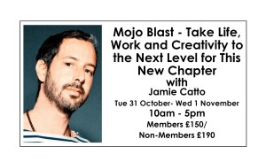 Mojo Blast - Take Life, Work and Creativity to The Next Level For This New Chapter