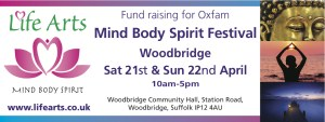 Mind Body Spirit Festival Woodbridge
