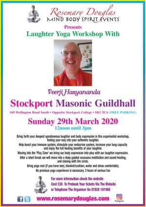 Laughter Yoga Workshop