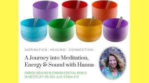 Energy, Meditation & Sound Evening Journey