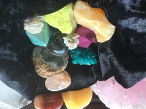 Intuitive Crystal Healing